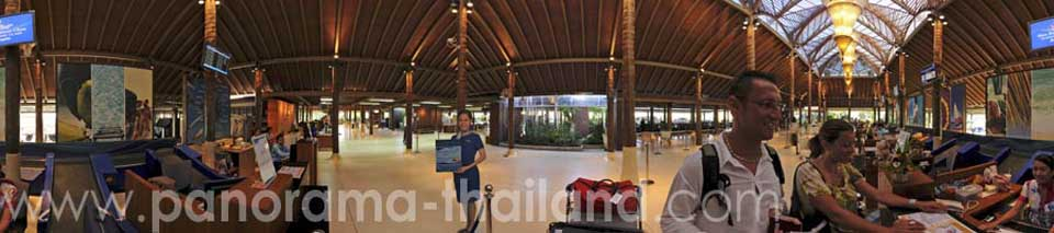Samui Airport Check-In
