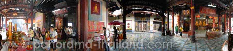 Thailand 360° Panorama China Town