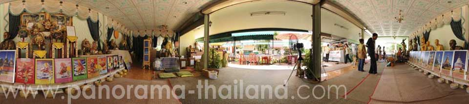 Thailand 360° Panorama Wat So Pha Ram