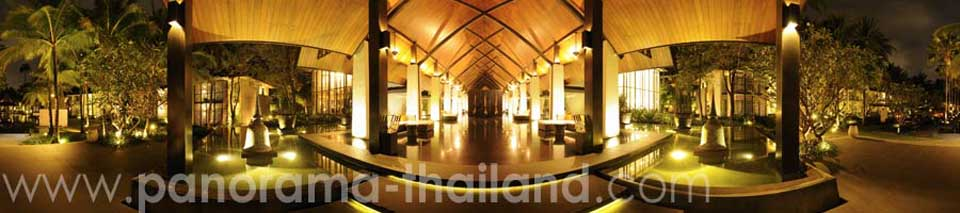 360° panorama Lobby Twin Palms Phuket