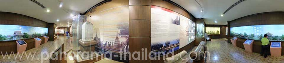 Thailand 360° Panorama National Museum